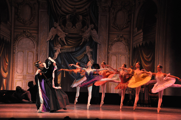 Russian Ballet Sleeping Beauty