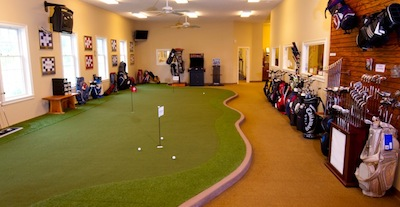 The Academy & fitting area