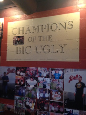 Big Ugly Wall of Fame