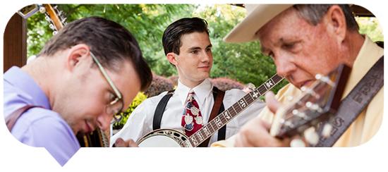 Sheridan Bluegrass fever blurb