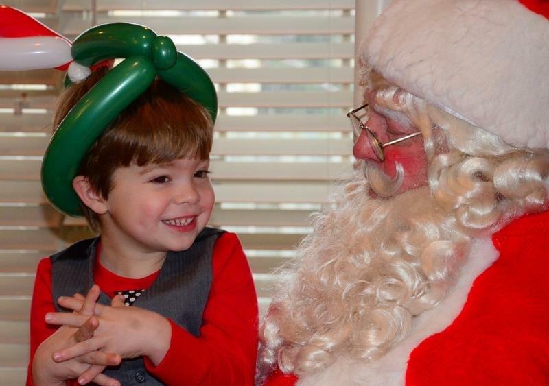 Chris Santa
