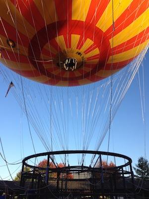Balloon Voyage Headless blog