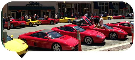 Ferrari Festival Blurb