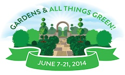 Gardens & all things green CORRECT DATE