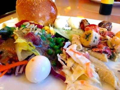 Tucanos Salad