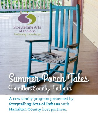 Storytelling Porch Tales