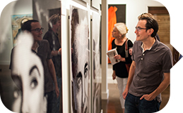 gallery walk small blurb
