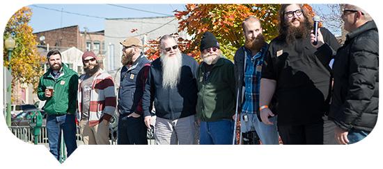 Beards & Brews blurb