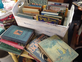 Antiques Blog- books