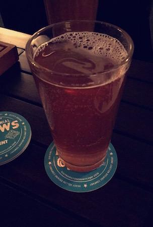 Deer Creek Bicentennial Beer