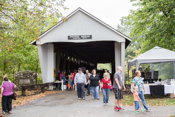 Potter's Bridge Fall Fest