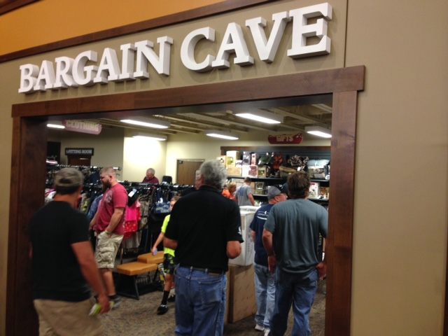 Cabela's Bargain Cave