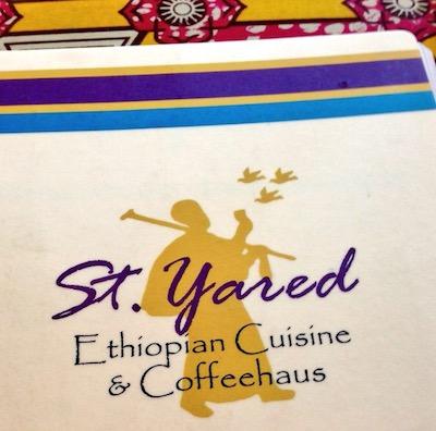 St. Yared logo