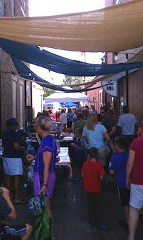 Noblesville Main St Produce Market