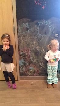 Urban Chalkboard Emmy