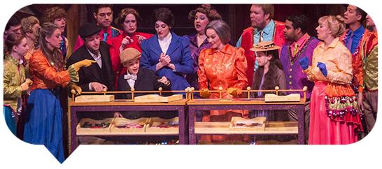 Civic Mary Poppins blog