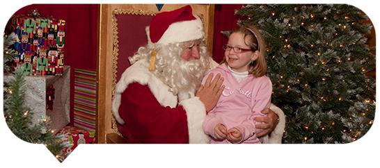 DInner w Santa at CP blurb