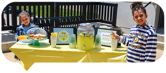Lemonade Day Blurb