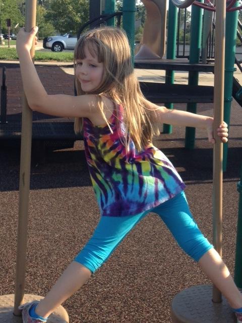 Shanna- playground