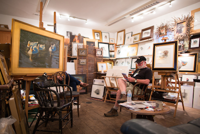 NPA Studio Artist