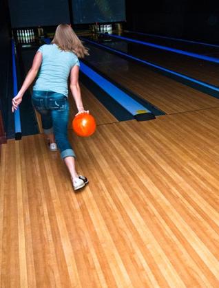 Bowling at Pinheads