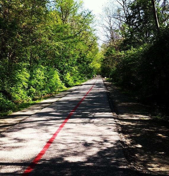 Monon Trail by Caroline