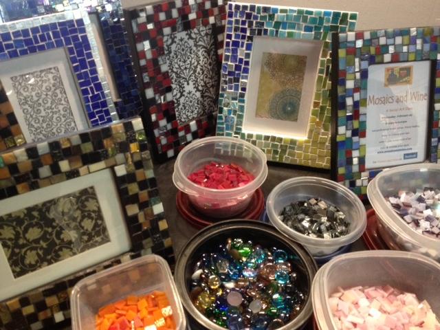 Mosaic Frame Shanna