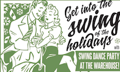 Holiday Swing Dance