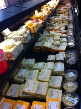 Wilson's Farm Market cheese