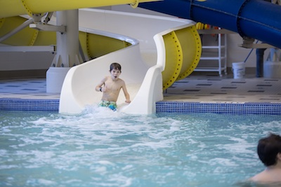 Monon Community Center indoor Pool