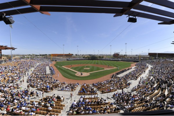 Camelback Ranch Stadium