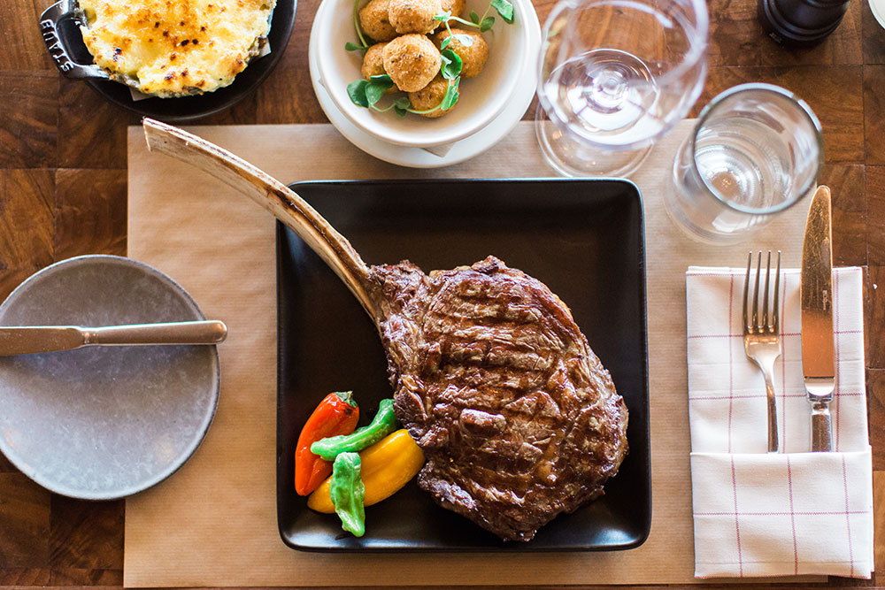 Phoenix Steakhouses J&G