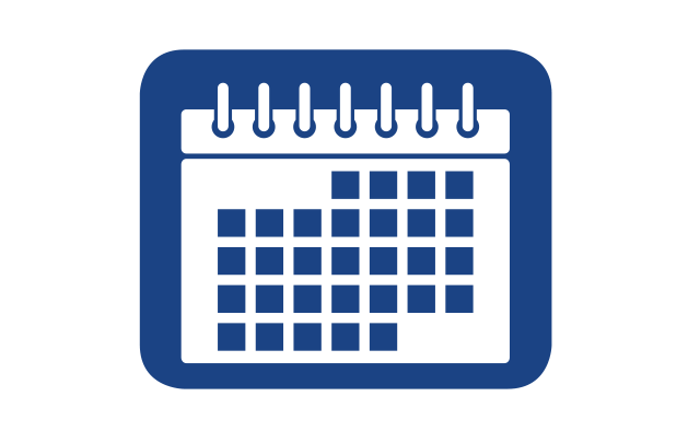 Convention Calendar Icon