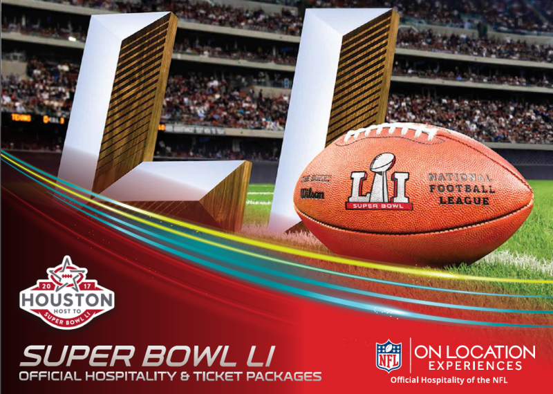 Super Bowl LI Ticket Packages