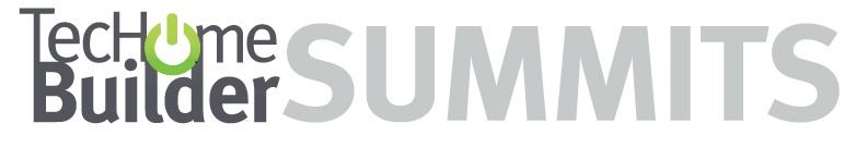 AE Ventures-TecHome Builder Summits