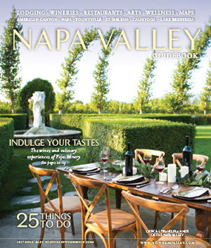 Napa Valley 2017 Guidebook