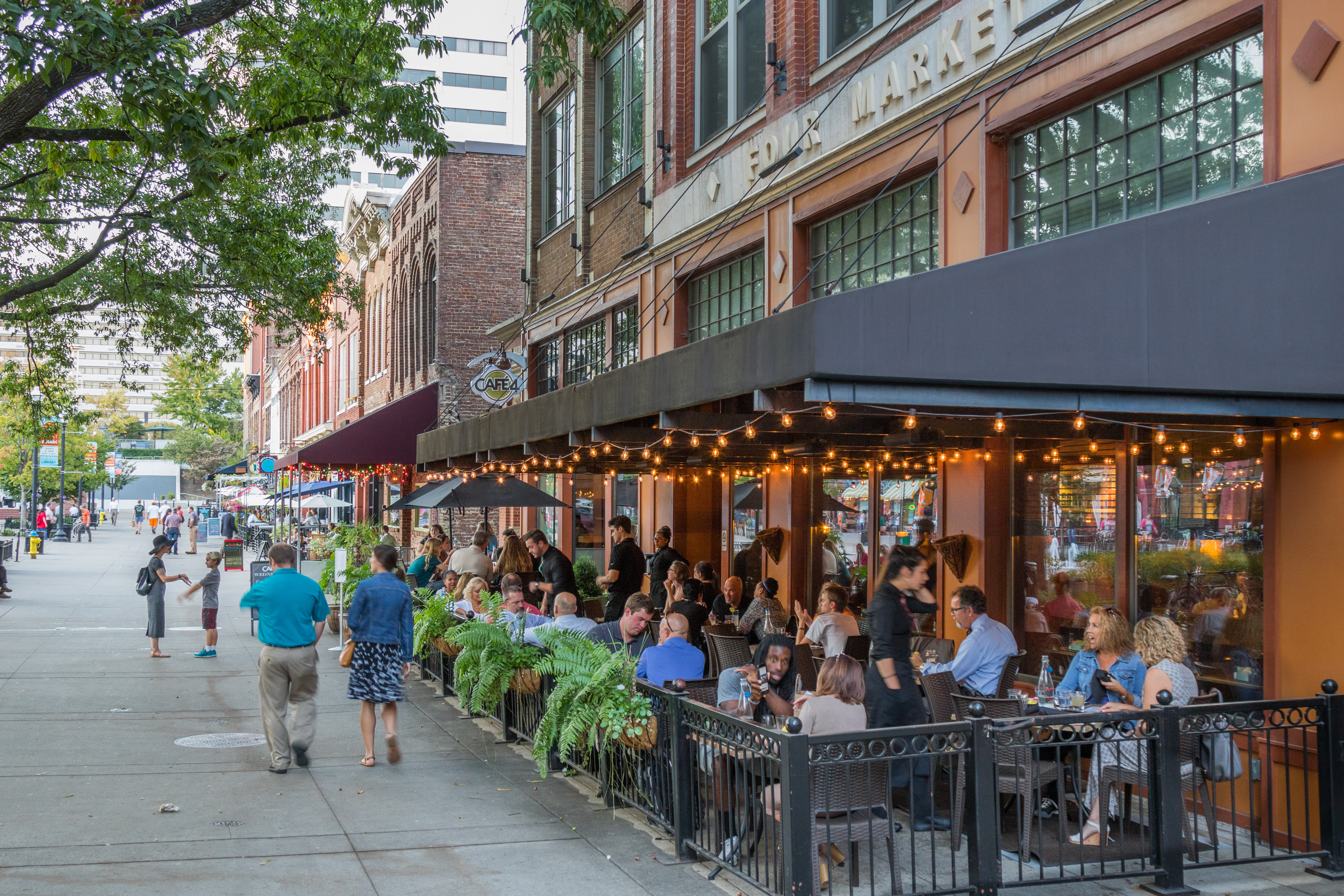 Downtown Knoxville Restaurants Choose From 75 Dining Options