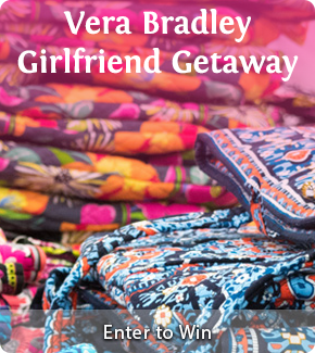 Vera Bradley Girlfriend Getaway Ad
