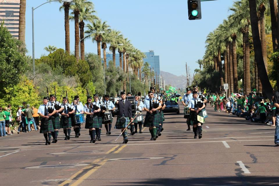 St Patricks' Day Parade
