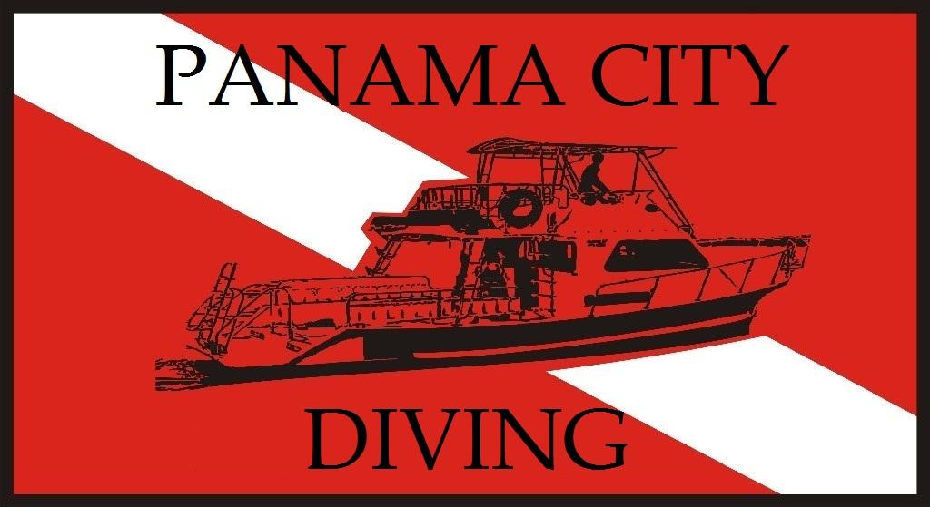 Panama City Diving Logo