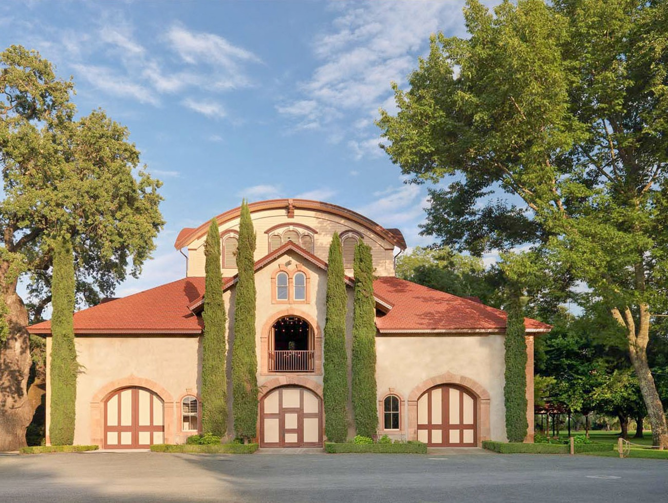 Charles Krug Winery in Napa Valley