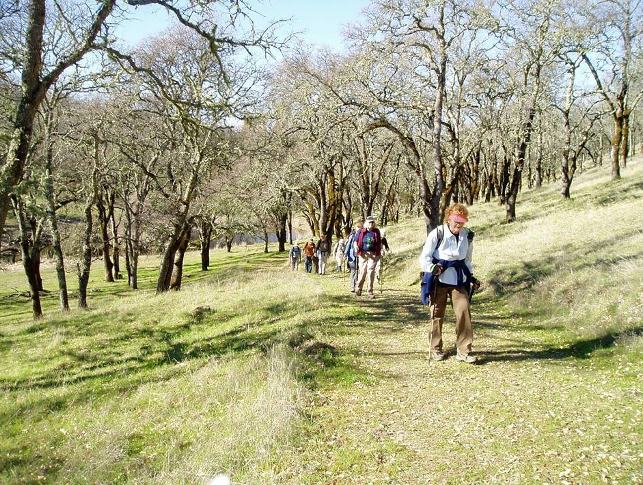Land Trust of Napa County Hiking