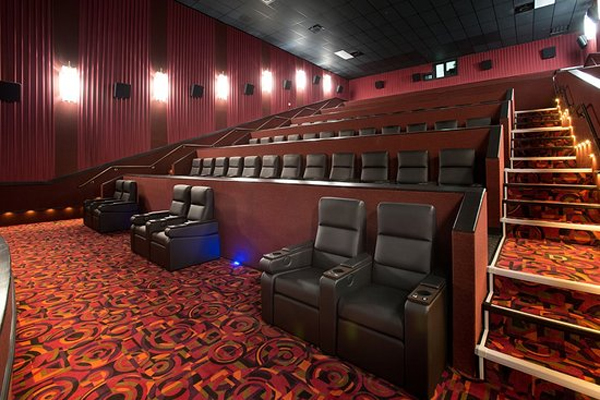 theatres movie Pleasure island