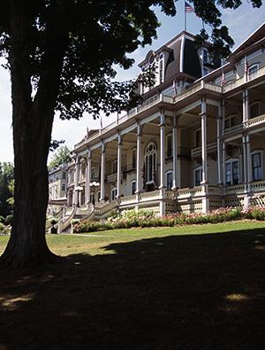 Chautauqua Institution Hotel