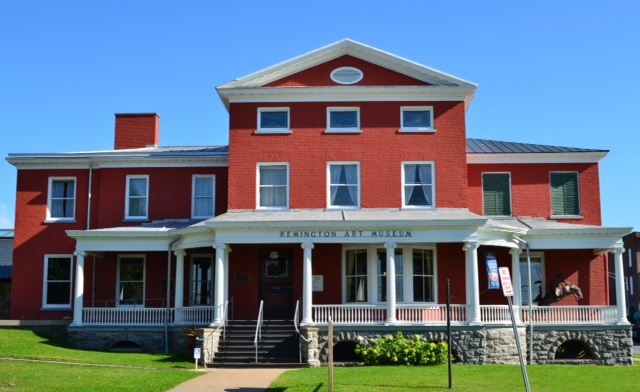 Frederic Remington Museum in the 1000 Islands