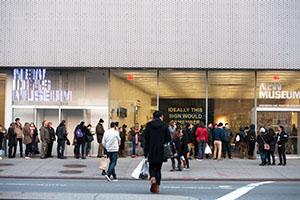 New Museum Photo Julienne Schaer