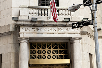 Wall Street - NYSE - Photo by Will Steacy