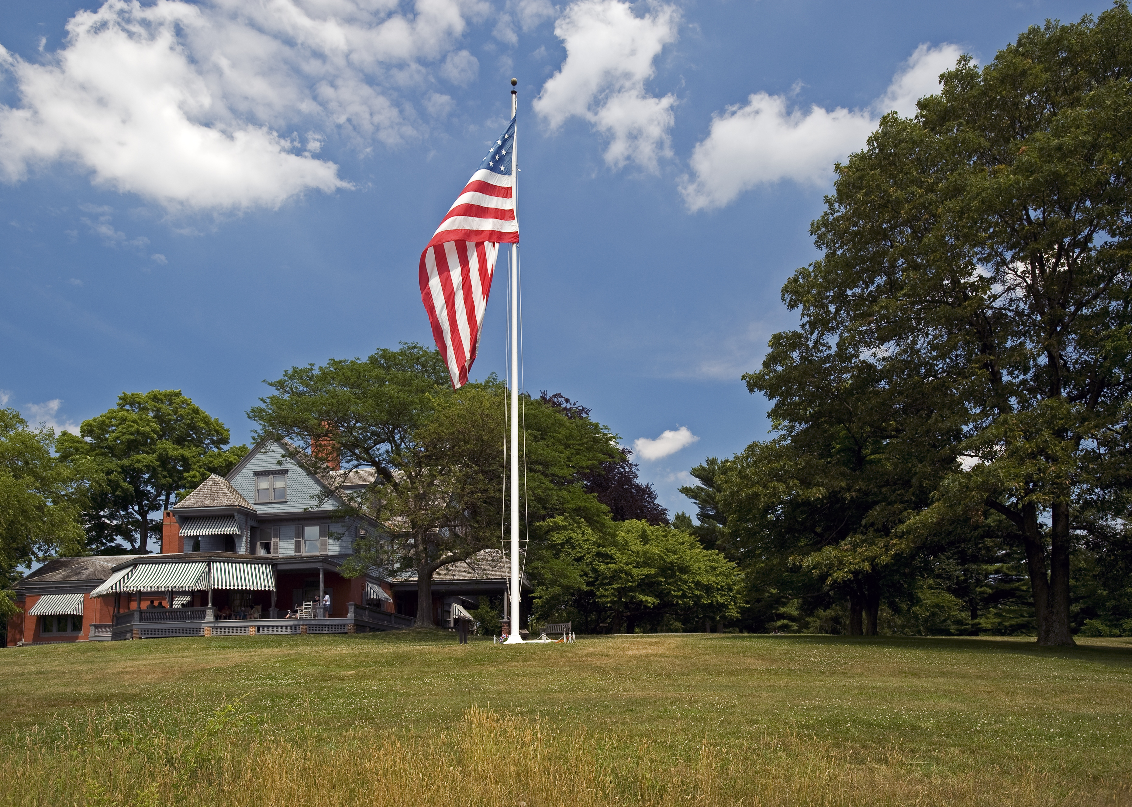Sagamore Hill - Photo by NYS ESD