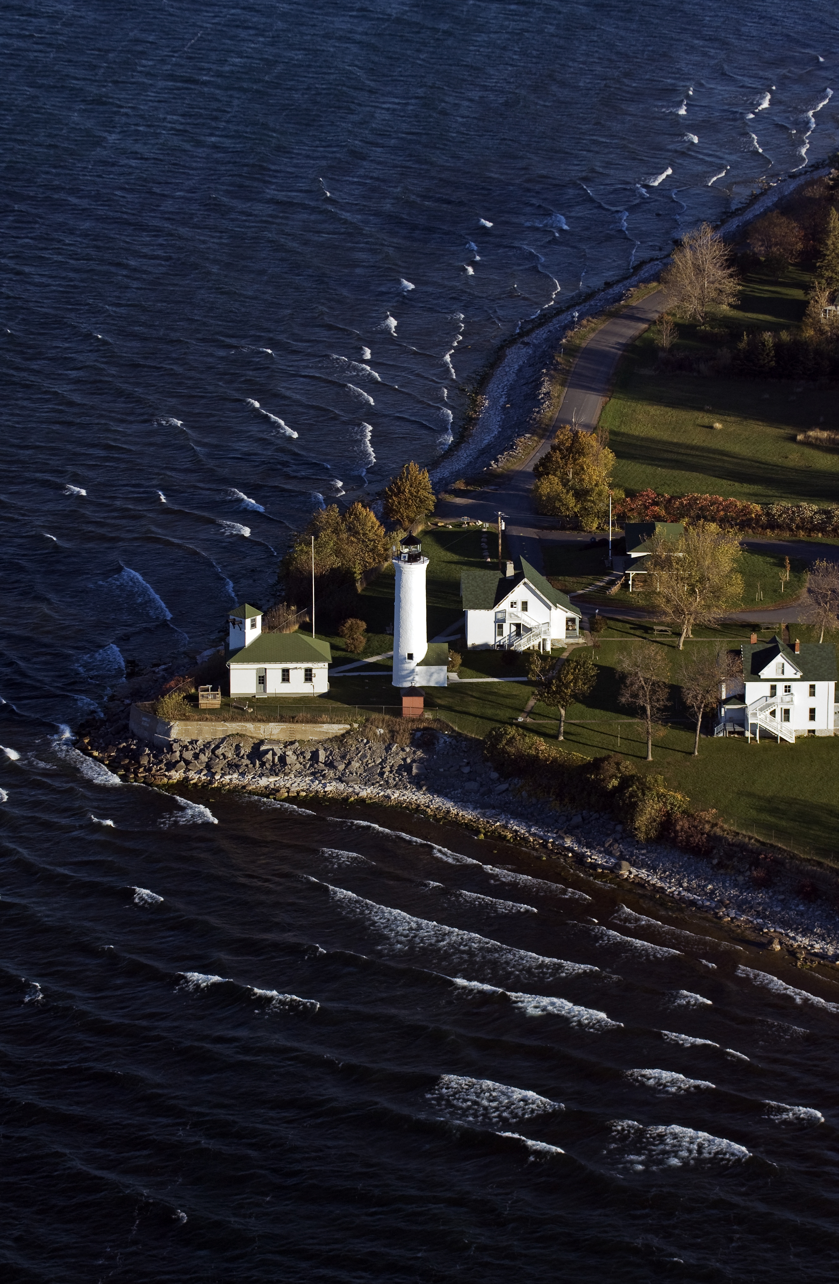 Tibbets Point lighthouse