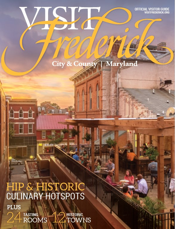 2017 Visitor Guide Cover